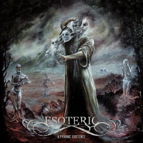 ESOTERIC. A Pyrrhic Existence 3LP Gatefold