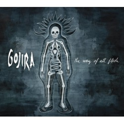 GOJIRA. The Way Of All Flesh CD