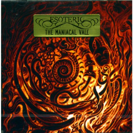 ESOTERIC. The Maniacal Vale 2CD