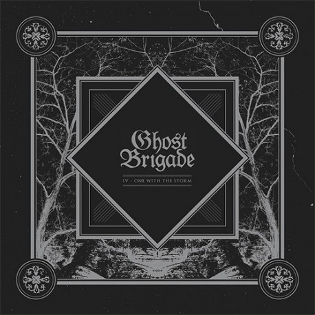 GHOST BRIGADE. IV One With The Storm CD Digipack