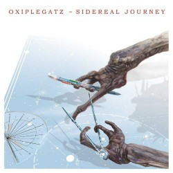 OXIPLEGATZ. Sidereal Journey CD Digipack