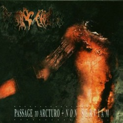 ROTTING CHRIST. Passage to Arcturo + Non Serviam 2CD