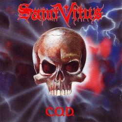 SAINT VITUS. C.O.D. CD (2013 reissue)