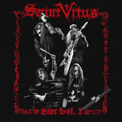 SAINT VITUS. Live Vol. 2 CD Digipack