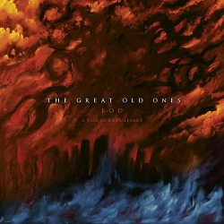 THE GREAT OLD ONES. EOD: A Tale Of Dark Legacy CD Digipack
