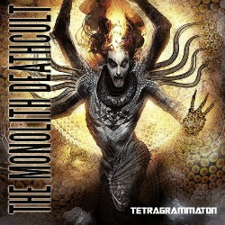 THE MONOLITH DEATHCULT. Tetragrammaton CD