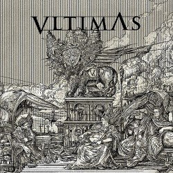 VLTIMAS. Something Wicked Marches In CD Digipack