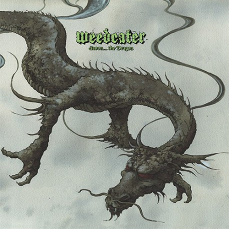 WEEDEATER. Jason... The Dragon CD