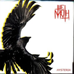 THE MOTH. Hysteria LP (Yellow)
