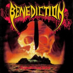 BENEDICTION. Subconscious Terror LP