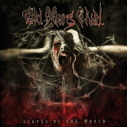 OLD MANS CHILD. Slaves Of The World LP (RED)