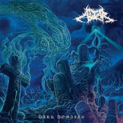 ALTAR. Dark Domains 2LP (BLUE)