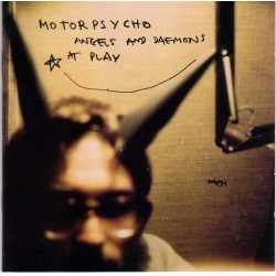 MOTORPSYCHO. Angels & Daemons At Play 2LP (GOLD)