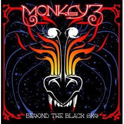 MONKEY 3. Beyond The Black Sky LP (COLOR)
