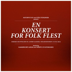 MOTORPSYCHO. En Konsert For Folk Flest 2LP+CD+DVD