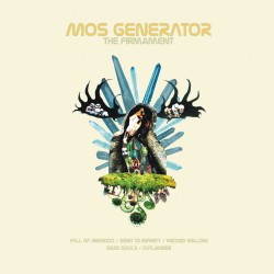 MOS GENERATOR. The Firmament LP+CD
