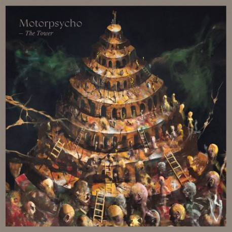 MOTORPSYCHO. The Tower 2LP