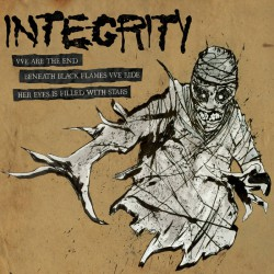 INTEGRITY & POWER TRIP. Split LP