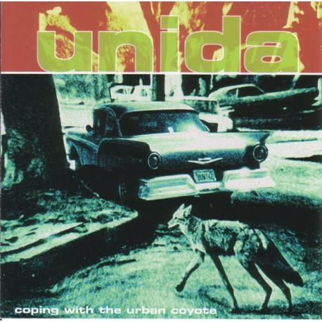 UNIDA. Coping With The Urban Coyote CD