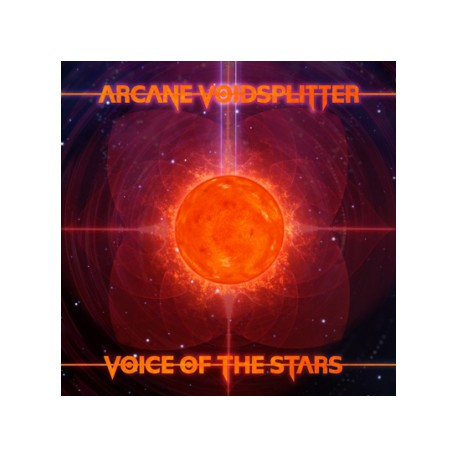 Arcane Voidsplitter. Voice Of The Stars CD Digipack