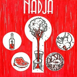 NADJA. Desire In Uneasiness CD Dig