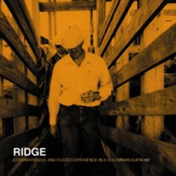 RIDGE. A Countrydelic and Fuzz Experience... CD