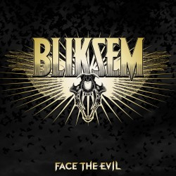 BLIKSEM. Face the Evil Cd Dig