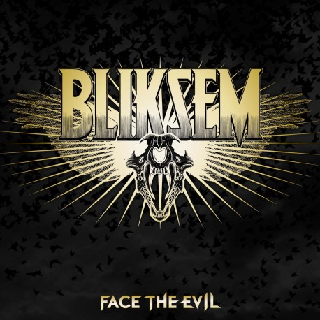 Bliksem - Face The Evil