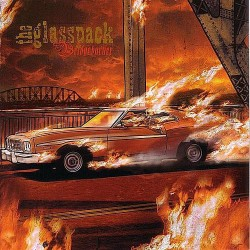 GLASSPACK, THE. Bridgeburner CD