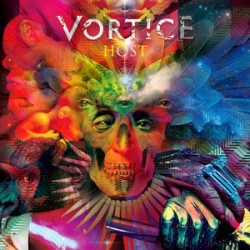 VORTICE. Host . Cd Digipack Trifold.