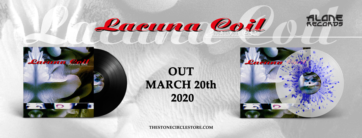Lacuna Coil Coming next