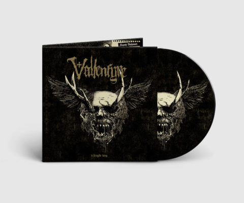 VALLENFYRE – A Fragile King (LP Picture Disc)